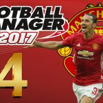 FOOTBALL MANAGER 2017 – MANCHESTER UNITED EP. 4 Manchester Derby
