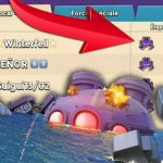 HOW HIGH LEVEL MEGA CRAB PLAYERS INSANE SKILLS? Boom Beach