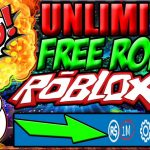 HOW TO GET RICH INSTANTLY GET 99 BILLION ROBUX ON ROBLOX EASY – NOVEMBER FAST PCIPADANDROID