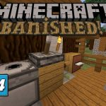 Minecraft: Banished Harsh Survival Ep. 4 – WOOD SAW TOOLS UPGRADE