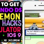 NEW How to Get NDS Pokemon ROM Hack Games on your iOS Device (NO COMPUTER) (NO JAILBREAK)