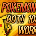 New Pokemon Go Bot 100 working as of 1st DECEMBER Bypass Captcha + Auto Sniper