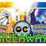 POKEMON SUN MOON GIVEAWAY – 3DS download code