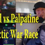 Star Wars: Galaxy Of Heroes – Droids VS Palpatine Galactic War Race w AhnaldT101
