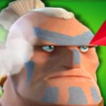 WARRIORS DESTROY DR-T BOOM BEACH