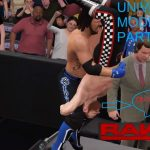 WWE 2K17 Universe Mode Part 3-style clash on the table