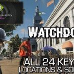 Watchdogs 2 – All 24 Key Data Locations Guide – Researcher AchievementTrophy Guide