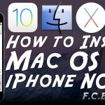iOS 10.1.1 – How to install real Mac OS on iPhone using vMac No Jailbreak