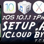 iOS 10.1.1 – iPhone 6 – Setup.App Patch for CFW iCloud Bypass