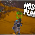 Astroneer – Part 8 – Arid Planet , Iron Resource , Most Hostile Planet in the Game