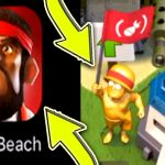 Boom Beach Has Gone RED