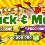 Clash of Clans Mega MOD (Apk Infinito) Gemas, Coins XP Infinitos – (Unlimited Gems and Coins) 2017