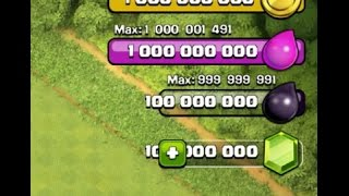 clash of clans cheats for unlimited coins and gems