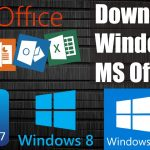 Download Windows 7 8.1 10 MS Office Free from Microsoft without Product key