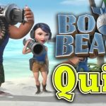 HOW WELL DO YOU KNOW BOOM BEACH (Quiz)