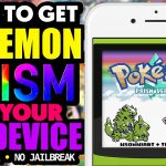 How to Get Pokemon PRISM Rom Hack on your iOS Device (NO COMPUTER) (NO JAILBREAK) iPhone iPad iPod