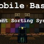 Minecraft 1.11: Base-in-the-enderchest Shulker Box Silent Sorting System