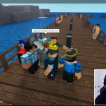 Roblox ATTACKED BY KYOGRE (Pokemon Brick Bronze 9)
