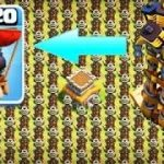WOOW X2000 AWESOME BALLOONS ATTACK IN CLASH OF CLANS – PRIVATE SERVER
