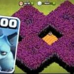 WTF X5000 MINIONS ATTACK IN CLASH OF CLANS – PRIVATE SERVER