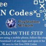Free PSN Codes – Get Instant PSN Code Free Latest 2017