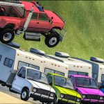 HIGH SPEED JUMPS 4 – BeamNG Drive