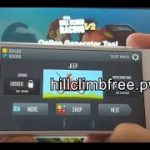 Hill climb racing free money and gems NEW method 2017 android ios pc
