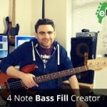 Learn The 4 Note Fill Creator Using Dreams by Fleetwood Mac Bass Guitar Lesson