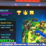 Mobile Legends Hack – Mobile Legends Free Diamonds and Gold ios android