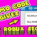 NEW FREE ROBUX ROBLOX PROMOCODE GIVES 50M+ 2017 HOW TO GET FREE UNLIMITED ROBUX PCIOSANDROID