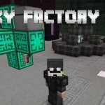 Sky Factory 3 EP17 – Quantum Quarry + Drill