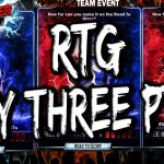 WWE SUPERCARD S3 61 – ROMAN GAINS – ALEXA BLISS ROAD TO GLORY DAY Three pt 2