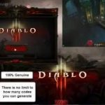 Diablo 3 Keygen – Free Download