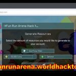 Fun Run Arena Hack Generator Tool