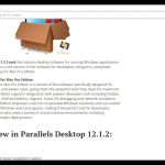 How to Install Parallels Desktop 12.1.2 Parallels Desktop 12.1.2 Crack + Keygen