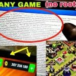 How to hack any games (coc,8 ball pool,dragon city) with encoding NO ROOT(root+apps+pc) 2017