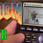 LGR – Doom on a Calculator Ti-83 Plus Games Tutorial