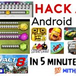 No Root Hack Any Android Game get unlimited coins, unlimited gems in just 5 minutes 100