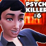 PSYCHOPATHIC SERIAL KILLER? – Lets Play The Sims 4 6