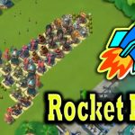 Rocket Base vs Hammerman Defence – Event – Boom Beach
