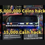 WWE Champions Hack 2017 – Cash and Coins generator