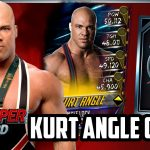 WWE SUPERCARD NEW TIER KURT ANGLE CARD CONCEPT (WWE Supercard Season 3)