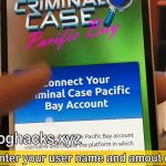 Criminal Case Pacific Bay Hack Get Unlimited coins for ios and android