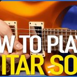 How To Play A Guitar Solo – Beginner Guitar Lesson