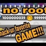 How to Hack any game No computer No root