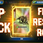 JURASSIC WORLD THE GAME HACK FREE VIP AND RESOURCES