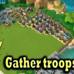 LURE BASE Vs HAMMERMAN Defense Boom Beach