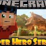 Minecraft: Building a Noob House With Steve LIVE – We have a ton of Resources, now lets BUILD