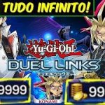 Novo Mega Hack para Yu-Gi-Oh Duel Links v1.4.0 – Mod Gemas, God Mode, 9999pts e +