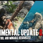 STRANDED DEEP ► NEW EXPERIMENTAL BUILD 0.27 REFINED PICK MINABLE RESOURCES